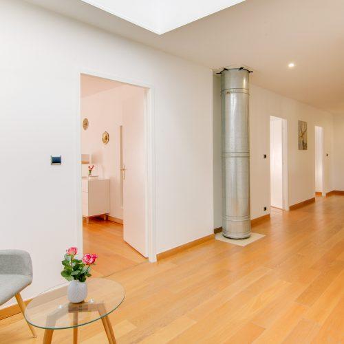 Couloir Suite hygge- La Villa des Ducs